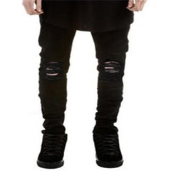 Ultra Cotton - Ripped Black / Denim Jeans Black / 29 GNTLMEN Australia GNTLMEN-JOSHBRNJAC