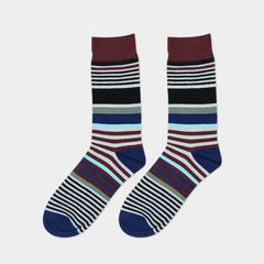 Striped Men Socks