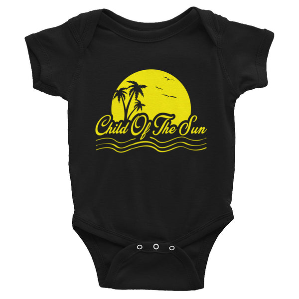 Child Of The Sun Infant Bodysuit