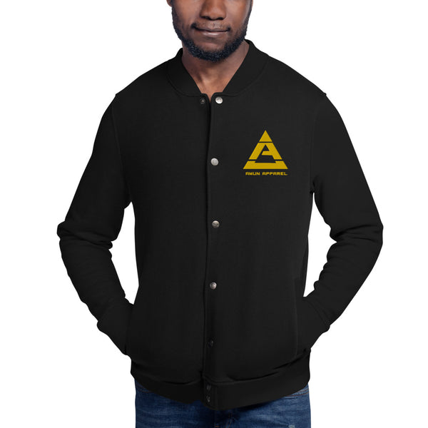 Amun Apparel Champion Bomber Jacket