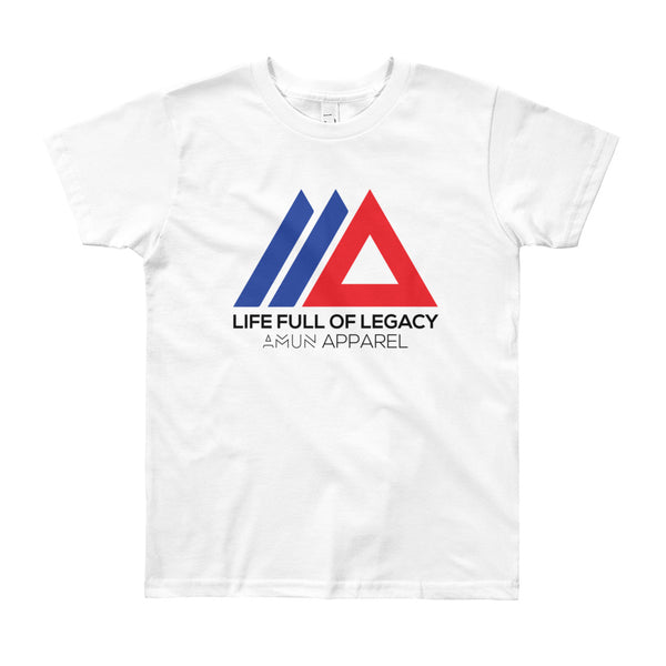 Girl's Life Full Of Legacy T-shirt