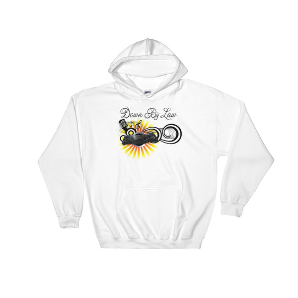 Down By Law Hip Hop Hooded Sweatshirt