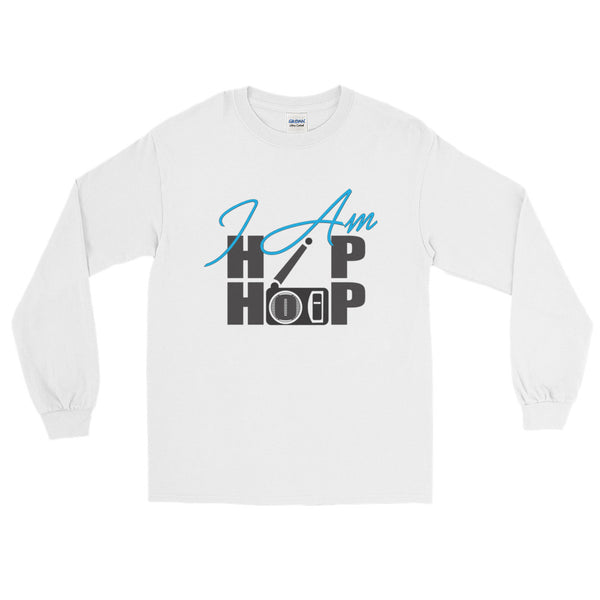 I Am Hip Hop Long Sleeve