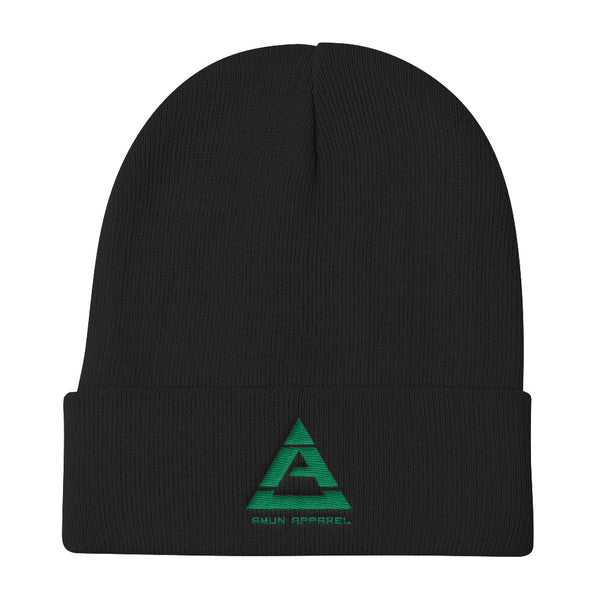 Amun Apparel Knit Beanie
