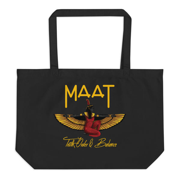 Maat Large Organic Tote Bag