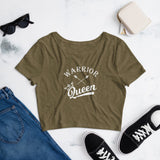 Warrior Queen Women's Crop Tee