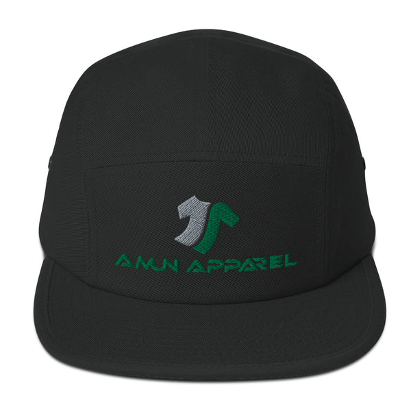 Amun Apparel 5 Panel Camper Hat