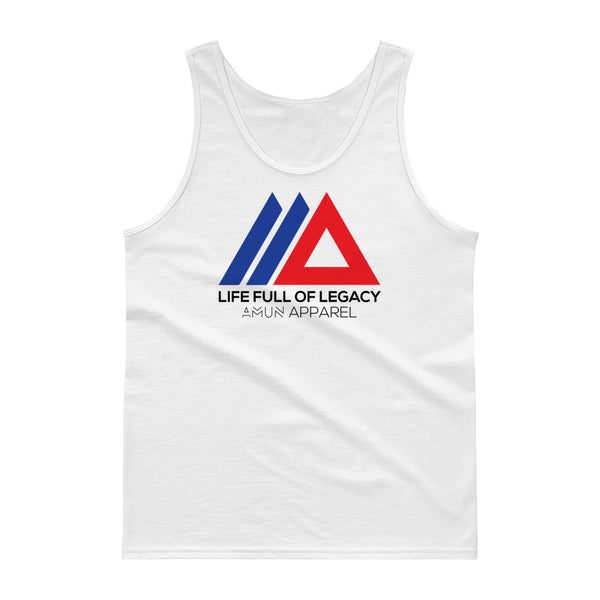 Life Full Of Legacy Men's Tank Top
