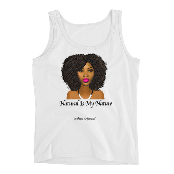 Women's Natural Tank Top
