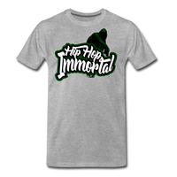 Hip Hop Immortal Men's Premium T-Shirt - heather gray