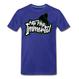 Hip Hop Immortal Men's Premium T-Shirt - royal blue