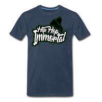 Hip Hop Immortal Men's Premium T-Shirt - navy
