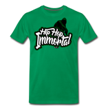 Hip Hop Immortal Men's Premium T-Shirt - kelly green