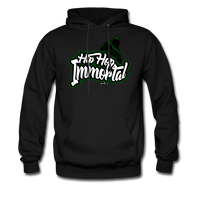 Hip Hop Immortal Men's Hoodie - black