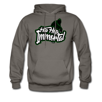 Hip Hop Immortal Men's Hoodie - asphalt gray