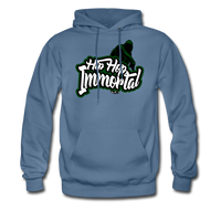 Hip Hop Immortal Men's Hoodie - denim blue