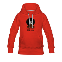 Daughter Of Oshun Hoodie - red