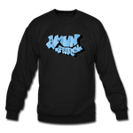 Bronx Graffiti Amun Sweatshirt - black