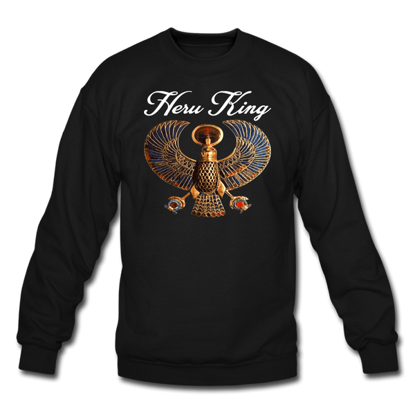 Heru King Sweatshirt - black