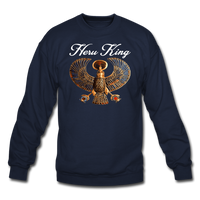 Heru King Sweatshirt - navy