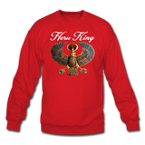Heru King Sweatshirt - red