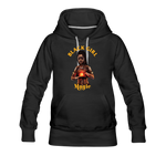 Black Girl Magic Premium Hoodie - black
