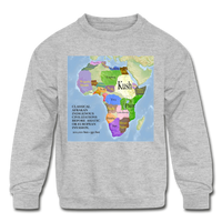 Kids' Classical Sweatshirt - heather gray