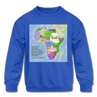 Kids' Classical Sweatshirt - royal blue