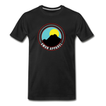 Black Mountain T-Shirt - black