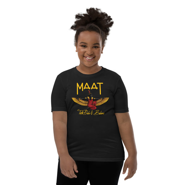 Maat Youth Short Sleeve T-Shirt