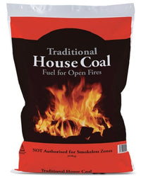 CPL Traditional Housecoal 20Kg X 10 Bags. INSTORE ONLY