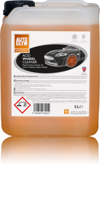 Autoglym Acid Wheel Cleaner 5 Litre – Rapid Cleaning