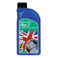 MORRIS Plus 2 Synthetic Fortified 2 Stroke Oil 500ml