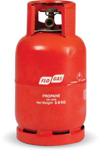 FLOGAS 3.9kg Propane - IN STORE ONLY