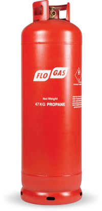 FLOGAS 47kg Propane - IN STORE ONLY