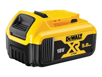 DEWALT DEWDCB184 DCB184 XR Slide Battery Pack 18V 5.0Ah Li-ion
