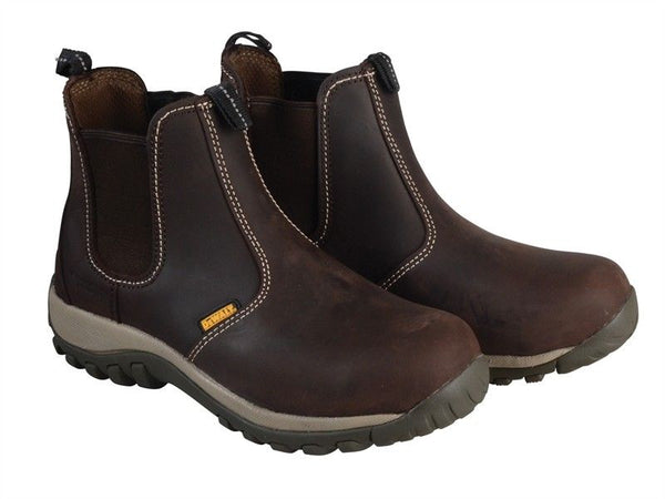 DEWALT Radial Boot Brown
