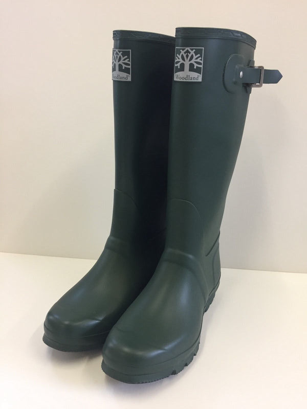 Woodland Mens Wellington Boots Wellies