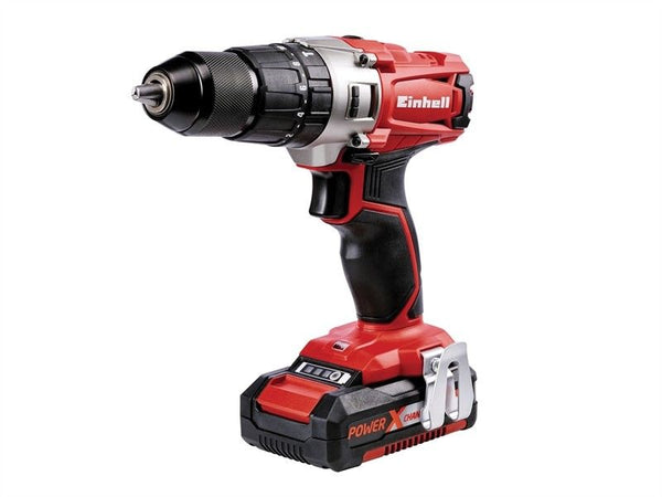 EINTECD182LK TE-CD 18/2 LI Power X-Change Combi Drill 18 Volt 2 x 1.5Ah Li-Ion
