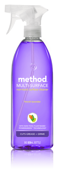 Method Multi Surface Cleaner French Lavender x2 FREE POSTAGE