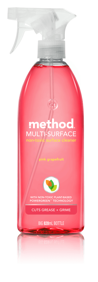 Method Multi Surface NON-TOXIC Surface Cleaner X2