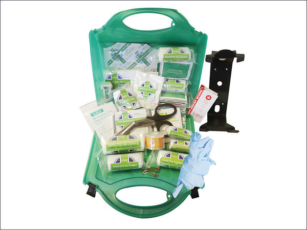 SCAFAK125BS First Aid Kit 1-25 Persons BS Approved