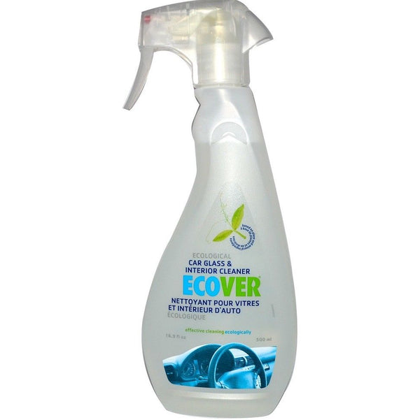 Ecover Car and Glass Cleaner 500ml x2 FREE POSTAGE