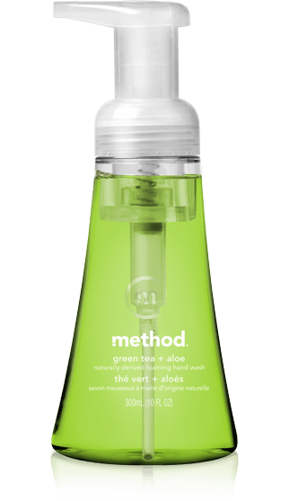 Method Foaming Hand Wash x2 FREE POSTAGE