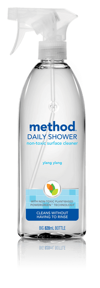 Method Daily Shower Cleaner x2 FREE POSTAGE