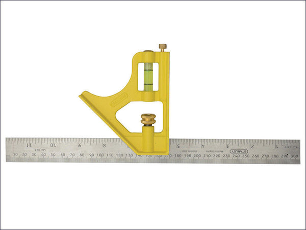 STA246028 Die Cast Combination Square 300mm (12in)