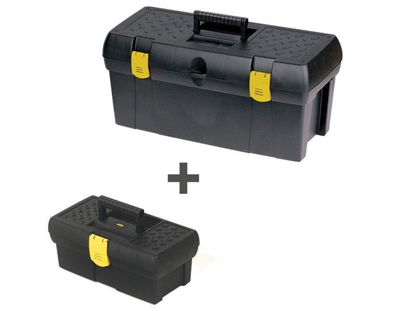 STA192952 Tool Box 19in + 12 1/2in Toolbox