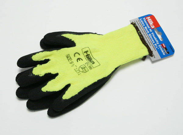 Hilka Thermal HI-VIS Gloves