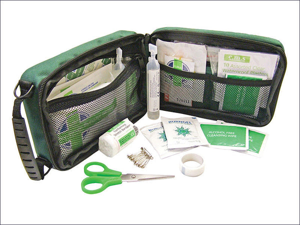 SCAFAKGP Household & Burns First Aid Kit