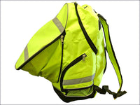 SCAWWBACKPKY Hi-Visibility Backpack Yellow